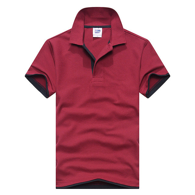 Cotton Jerseys  Polo T-shirt - GaGodeal