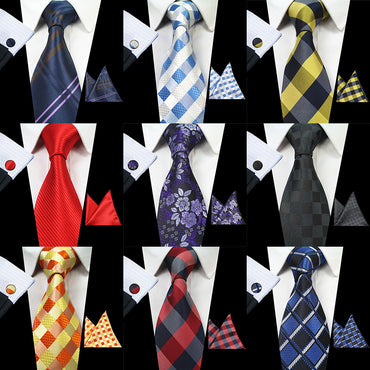 Classic Tie Set For Men - GaGodeal