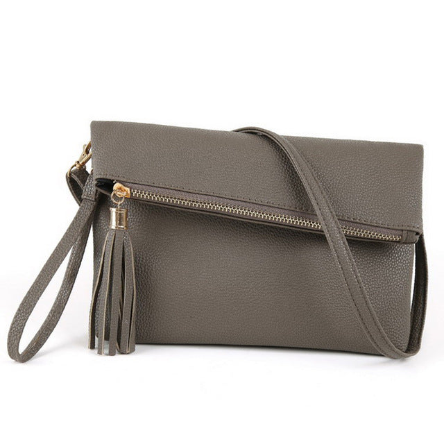Tassel Design Women PU Leather - GaGodeal