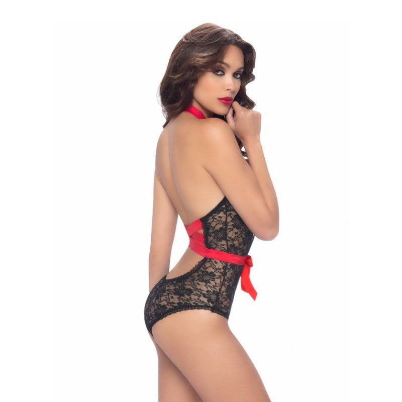 Sexy Lingerie Hot Black/Red