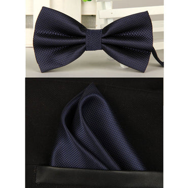 Solid Business Bowtie