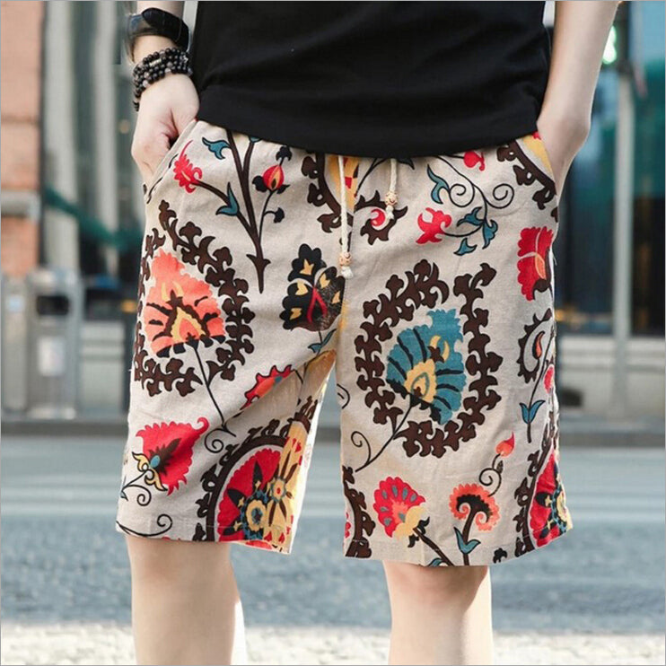 New Fashion High Quality Cotton Short Pants