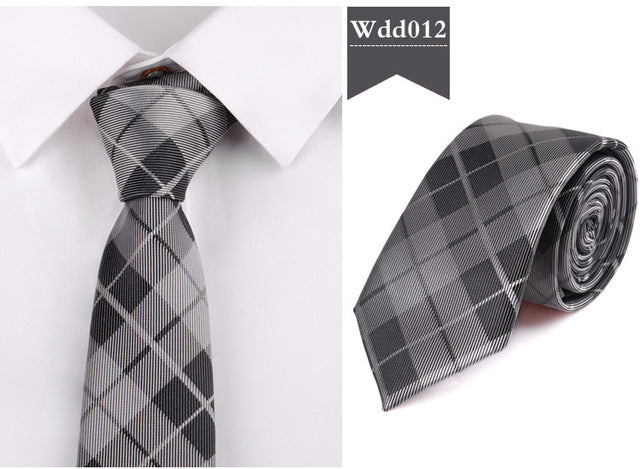 Hot Sale! Slim Fashionable Neckties
