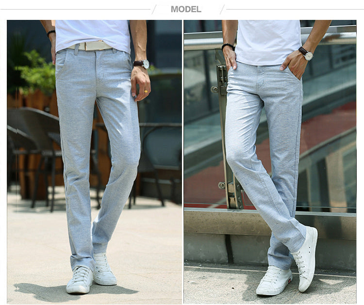 High Quality Linen Pants - GaGodeal