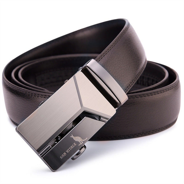High Quality Genuine Leather Belt - GaGodeal