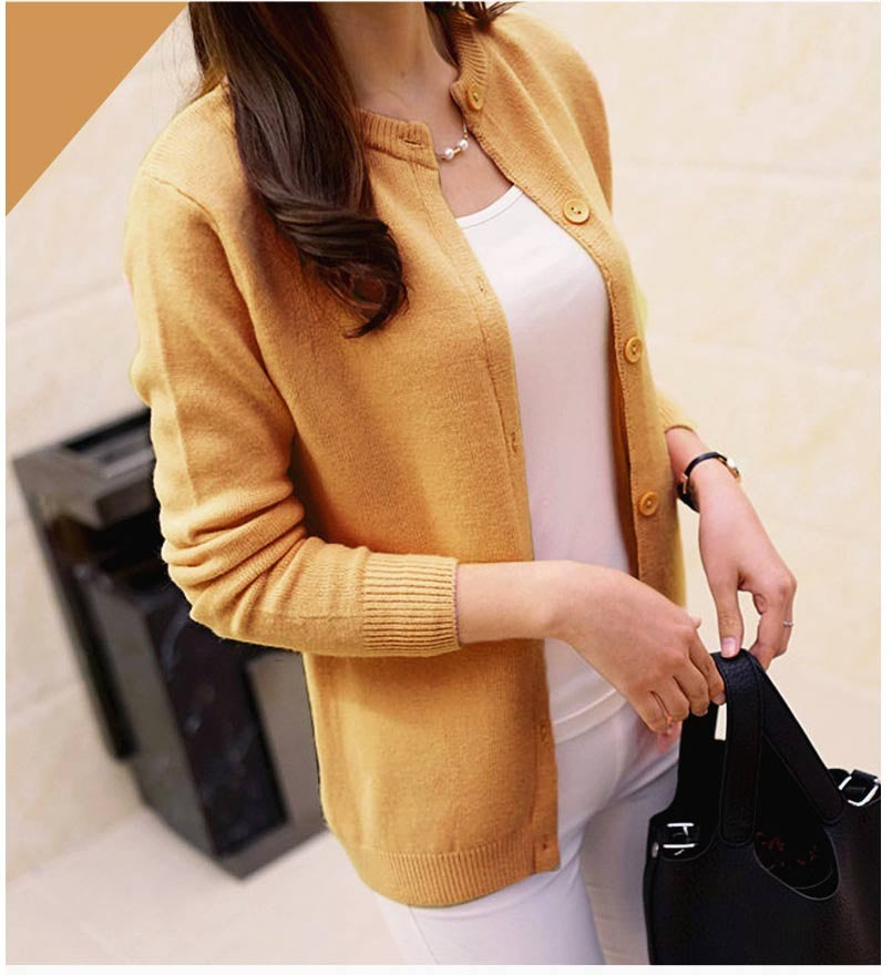 Cardigan Sweater - GaGodeal