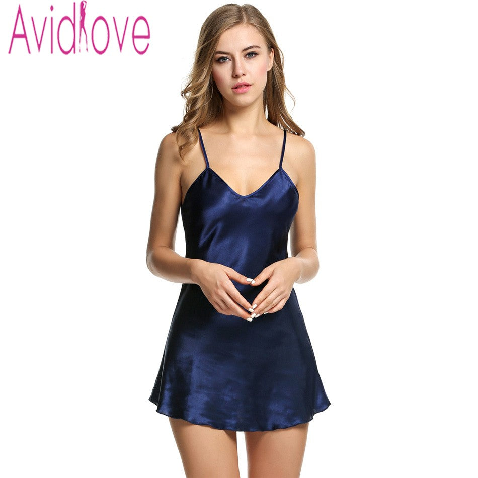 Avidlove Stain Nightgown