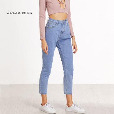 Casual Jeans High Waist - GaGodeal