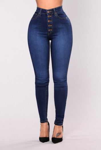 Ladies Knee Skinny Pencil