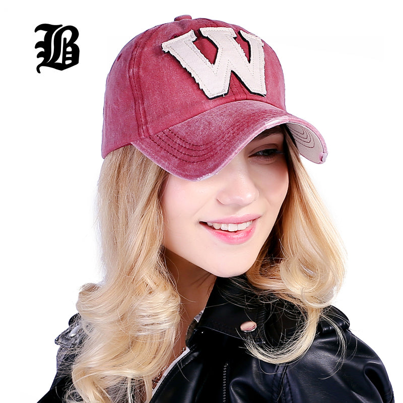 Cotton Embroidery Baseball Snapback Cap - GaGodeal