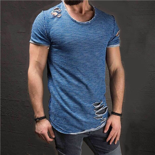 New Hot Sale Ripped T-Shirt