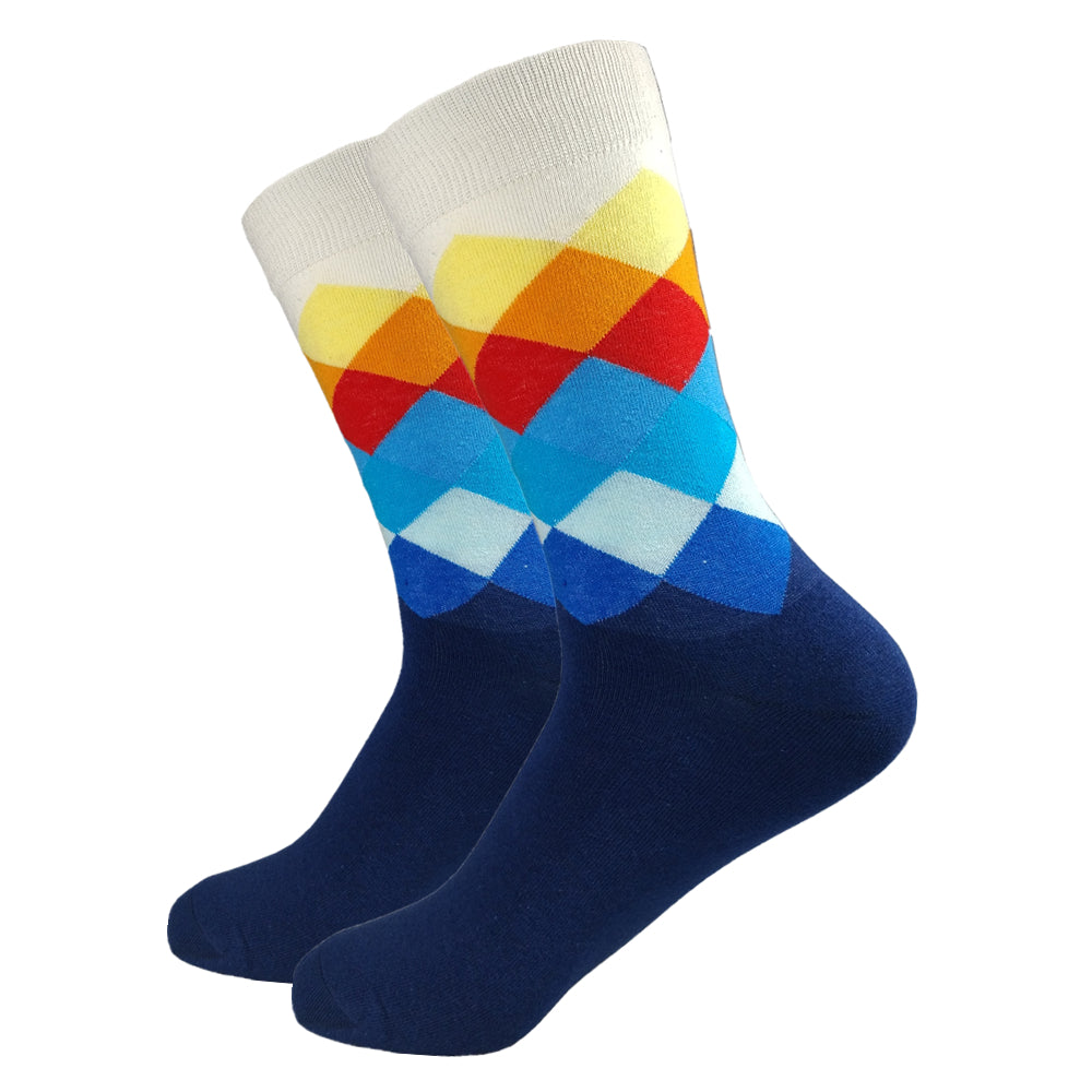 Cotton Casual Socks - GaGodeal
