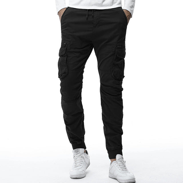 Military Casual Cotton Pants - GaGodeal