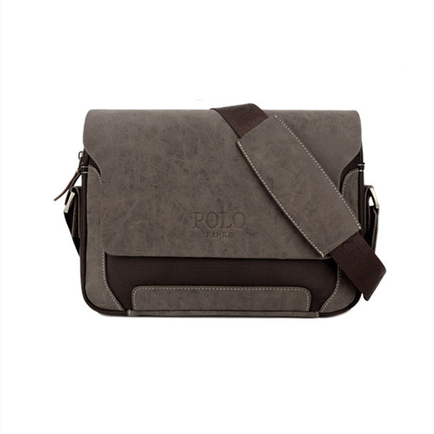 2018 Messenger Bags PU Leather Oxford Vintage