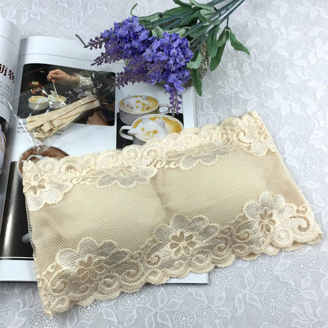 Lace Floral Full Cup