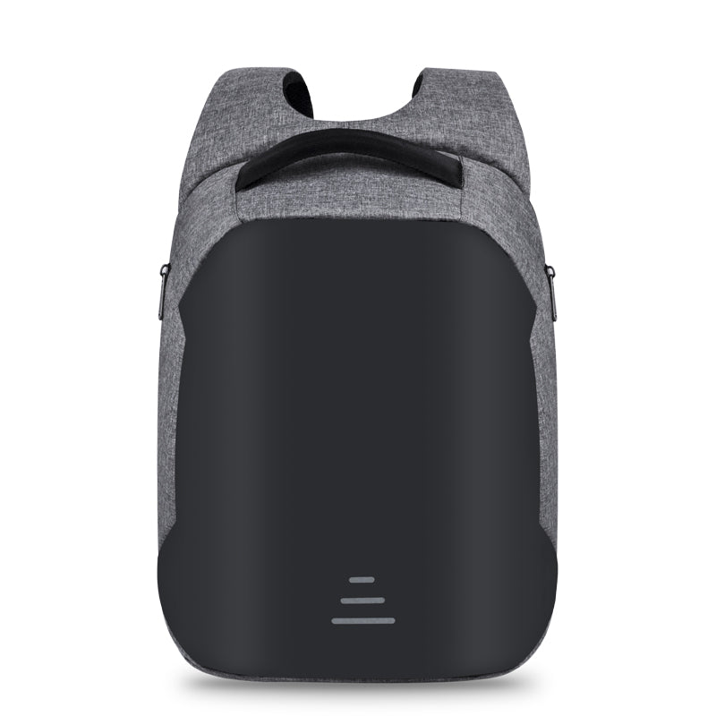 Men USB Charging Waterproof Anti-theft Backpack - GaGodeal