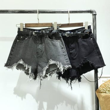 Fashion Summer Womens Hot Sale irregular Wide Leg HotPants