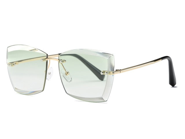 Square Rimless Diamond