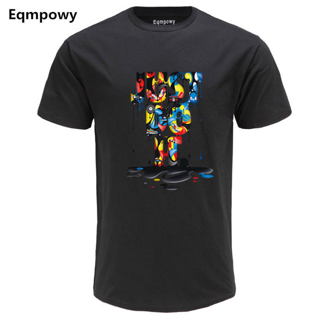 2018 New Fashion 3D T-shirt