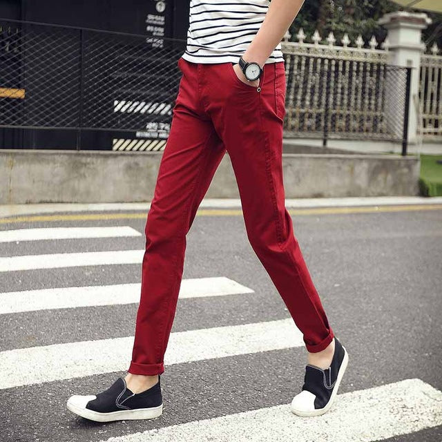 2018 New Casual Pants