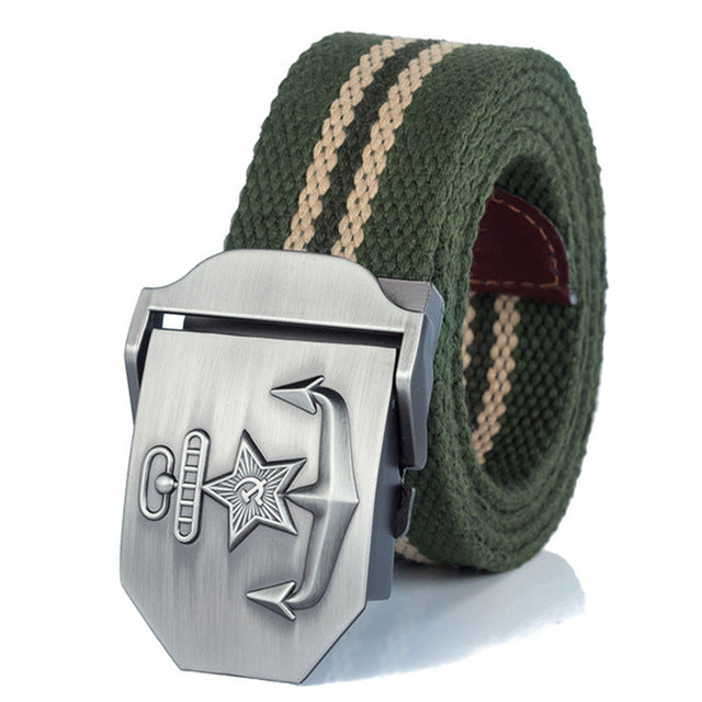 High Quality Military Belt - GaGodeal