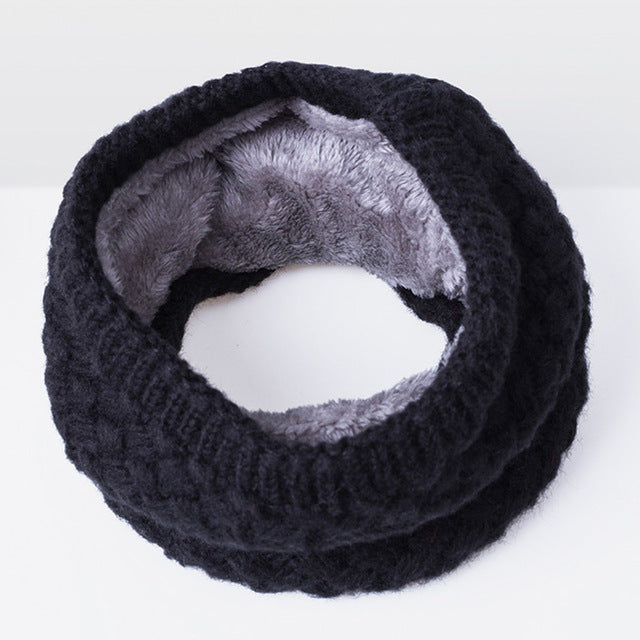 Scarf Thickened Wool