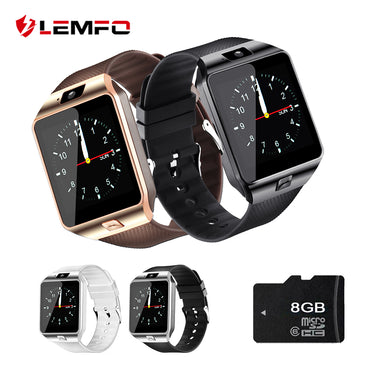 Smart Watch Passometer DZ09