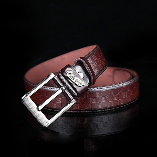Luxury Pure Leather Belt