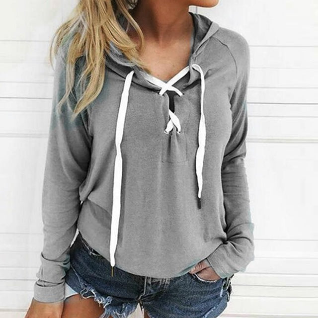 Casual Women Hoodies - GaGodeal