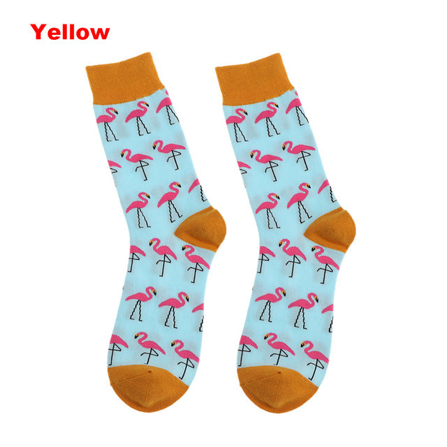New Men Cotton Crew Socks