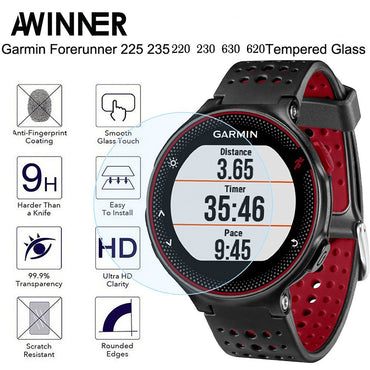 For Garmin Forerunner 235 Tempered