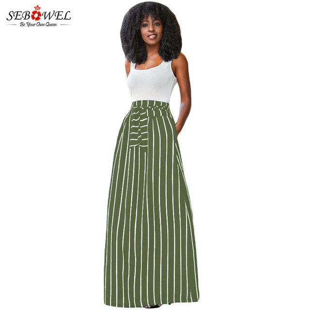 Long Skirt Chic - GaGodeal