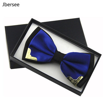Luxury Boutique Fashion Metal Bow Ties - GaGodeal
