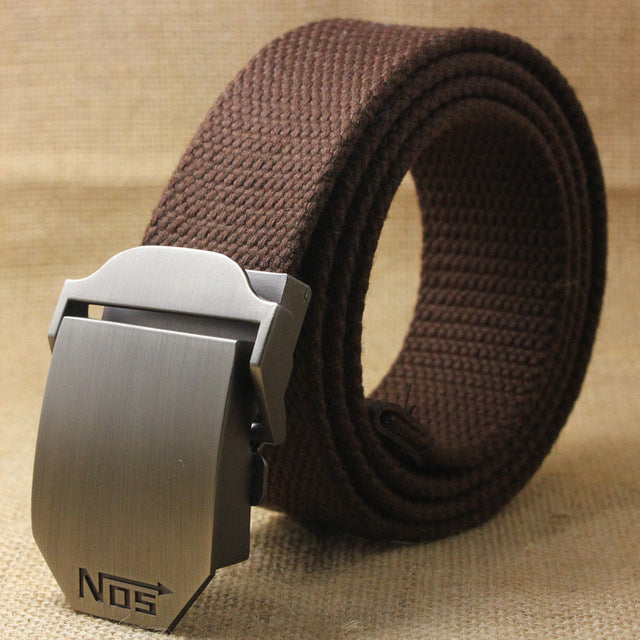 Unisex Tactical Belt Top Quality