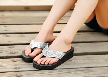 Sliver Summer Shoes