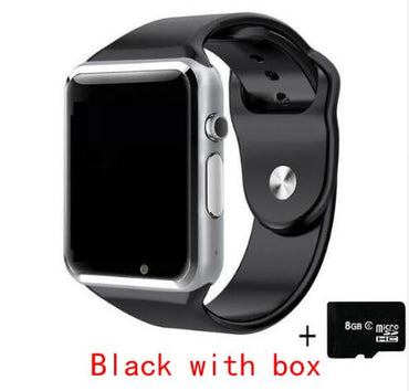 A1 Smart Watch With Passometer Camera SIM Card Call