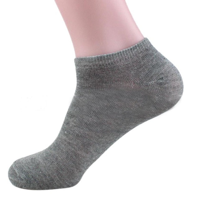 Men Cotton Short Sock