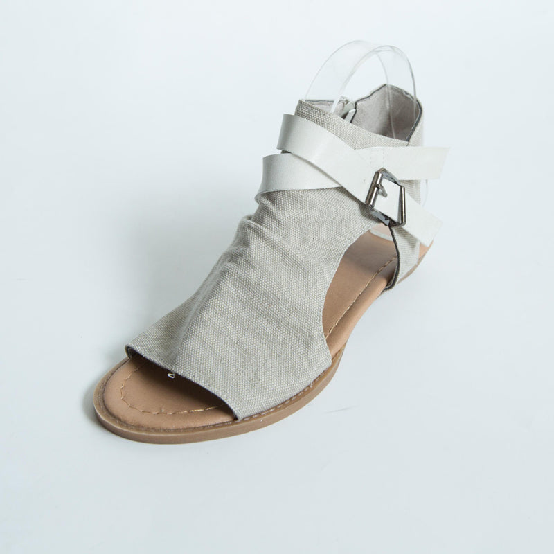 Summer Sandals Canvas