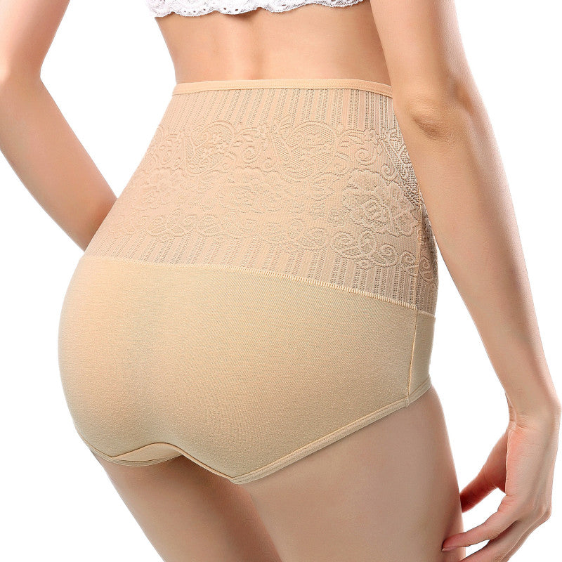 Cotton High Waist  Shapewear - GaGodeal