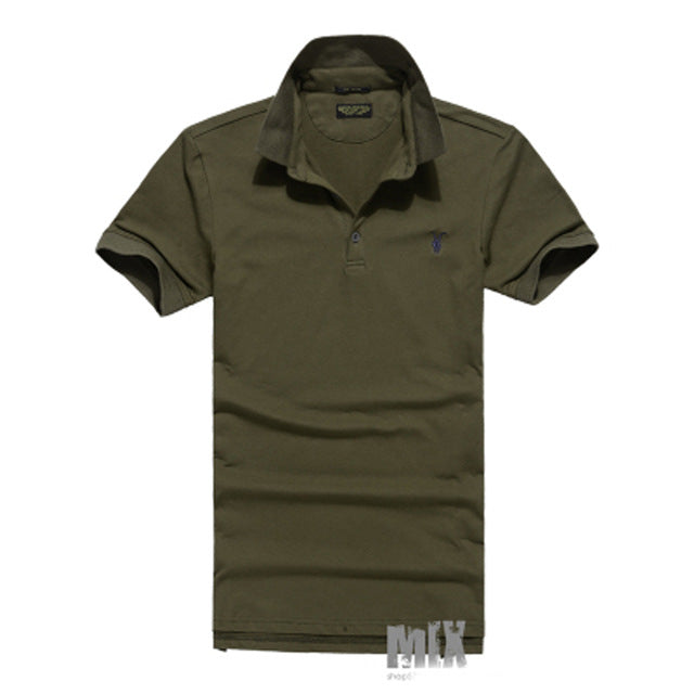 2018 New Casual Polo T-Shirt