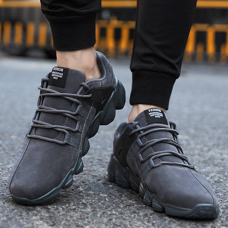 Fashion Casual Mesh Shoes Comfortable Lace Up