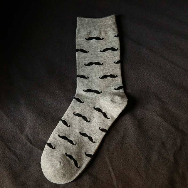 Casual Pure Cotton Socks - GaGodeal