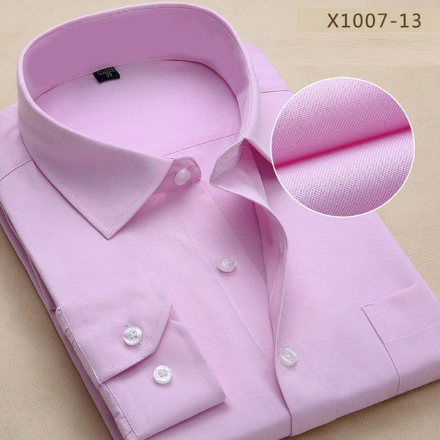 2018 New Design Cotton Dress Shirt