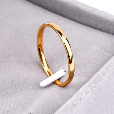 Luxury Rose Gold Women Ring