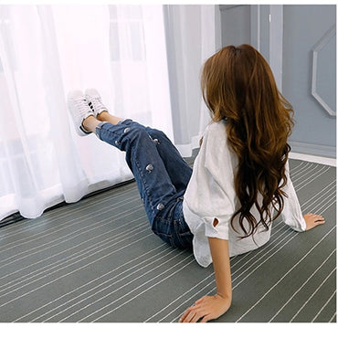 New Women Jeans Boy Friend Jeans High Waist