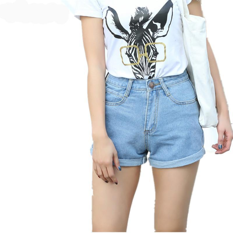 High Waist Denim - GaGodeal