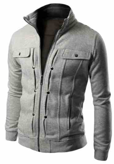 Zipper Hoodies - GaGodeal
