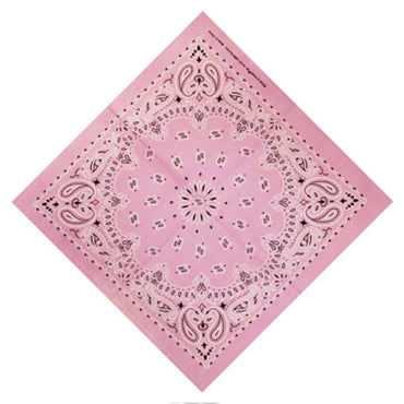 Cotton Paisley Bandanas