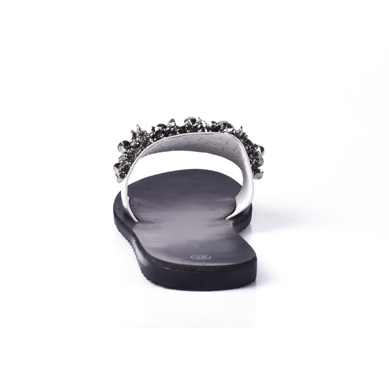 Style Shoes  Rivet Crystal