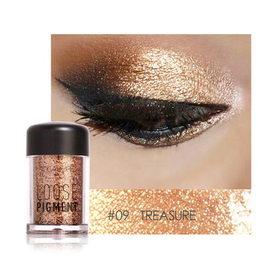 12 Colors Glitter Eye - GaGodeal